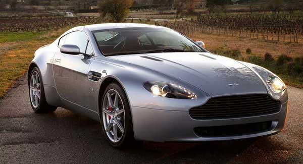 Aston Martin: и у них поломка