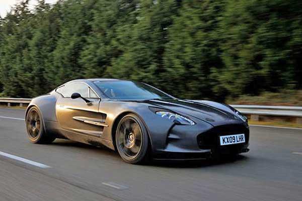 Aston Martin получит самый мощный атмосферный мотор