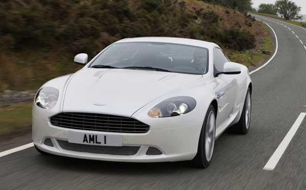 Aston Martin обновил свой суперкар