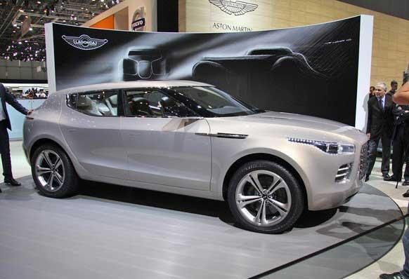 Aston Martin решил делать внедорожник Lagonda