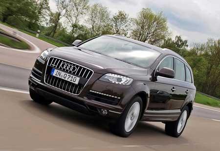 Audi в России – сборка будет прекращена