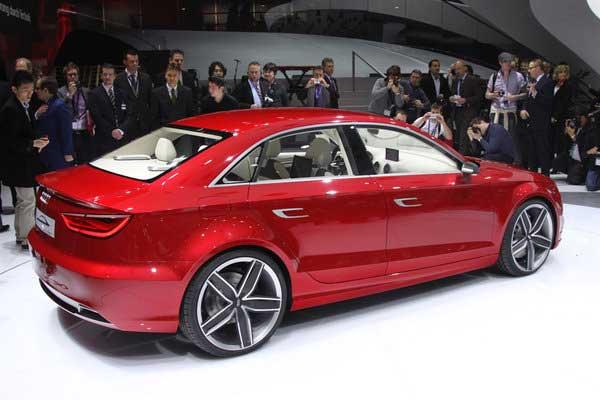 Audi показала новый седан