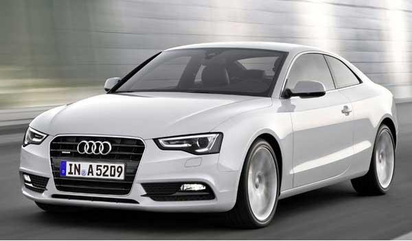 Audi A5 - рестайлинг