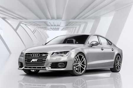 Audi A7 от ABT: прилив сил