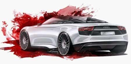 Audi: еще один электромобиль