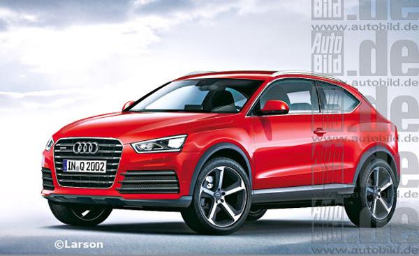 Audi готовит кроссовер Q2 и еще пару Q-сюрпризов