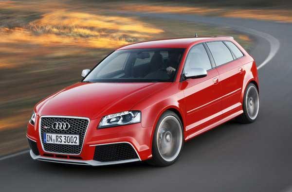 Audi RS3. Официально