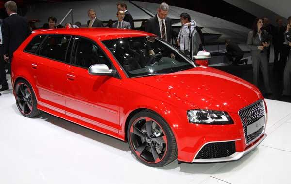 Audi сделала «ракету» из маленького хэтчбека