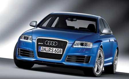 Audi RS6 уходит со сцены