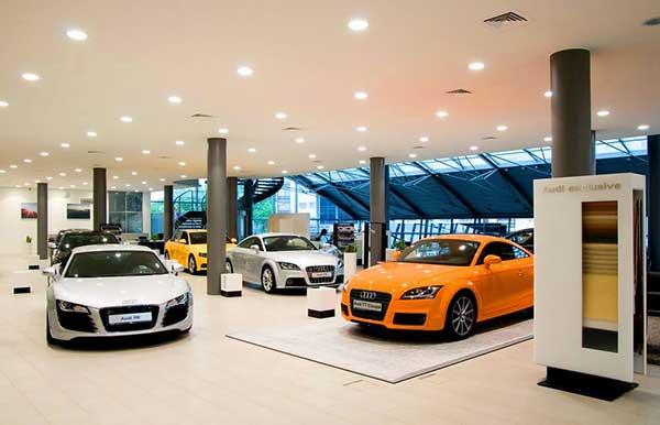 Автомобильных дилеров научат себя вести
