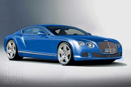 Bentley выпустит кроссовер на базе Porsche Cayenne
