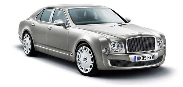 Bentley Mulsanne – а уже все продано