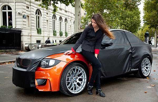 BMW опубликовала фото самой мощной «копейки» в истории