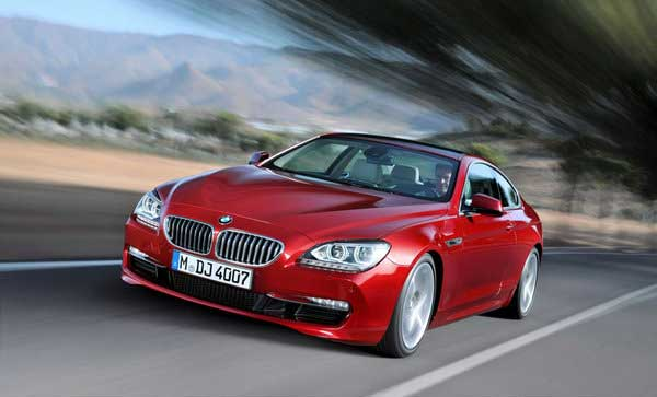 BMW представила новую «шестерку»