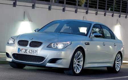 Производство BMW M5 прекращено