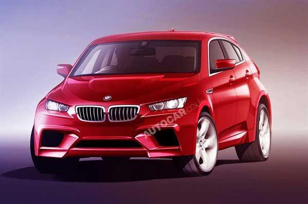 У BMW будет модель Х4