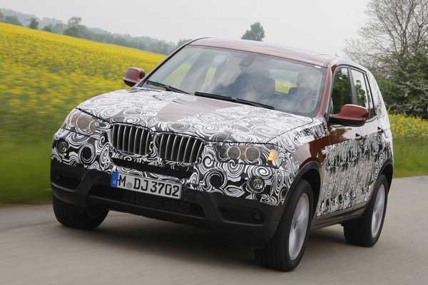 BMW рассказала о новом Х3