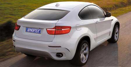 BMW X6 купе от российских мастеров