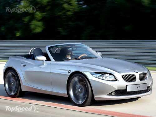 BMW готовит модель Z2