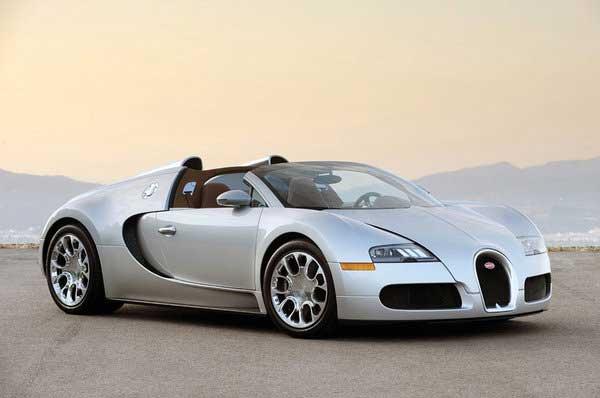 Bugatti получит 1200 л.с.