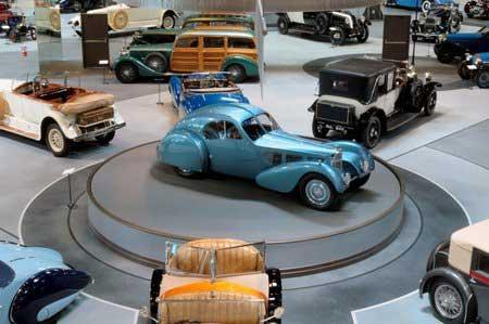 Bugatti Type 57SC Atlantic - автомобиль за $30 млн