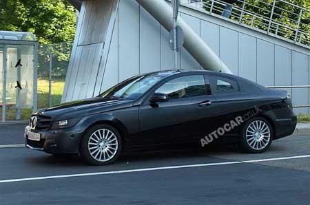 Mercedes посоревнуется с BMW M3 и Audi RS5