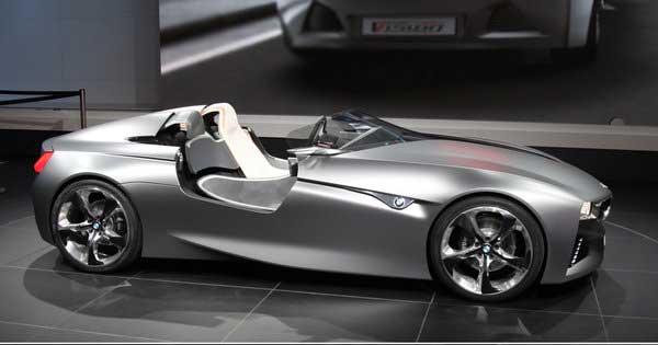 BMW заглянула в будущее