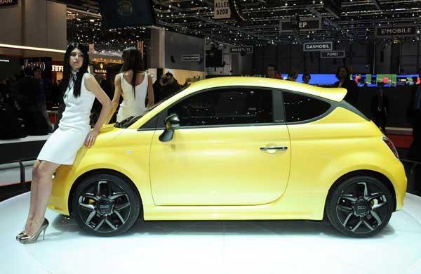 Купе Fiat 500 запустят в серию