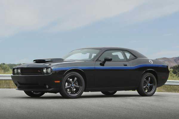 """Dodge Mopar 10"""" Challenger - американский автоэксклюзив"""