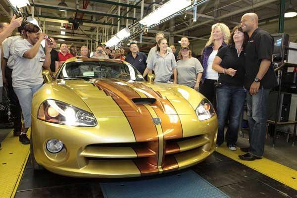 Dodge Viper – его больше нет