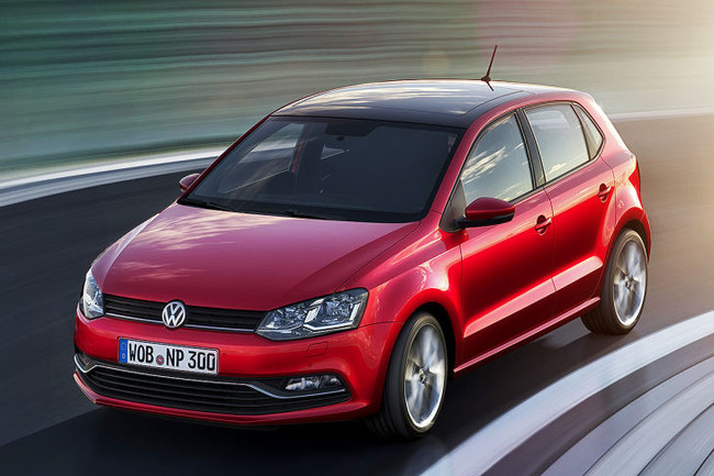 Обновленный Volkswagen Polo. Фото и информация