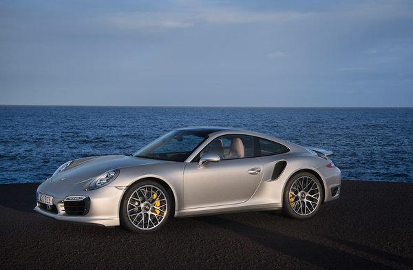 Новый Porsche 911 Turbo: самый мощный в истории