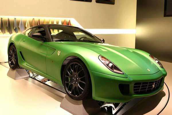 Ferrari Enzo станет гибридом