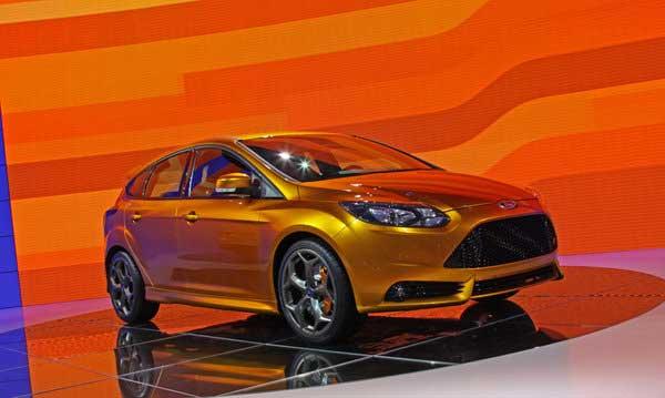 В Париже показали самый мощный новый Ford Focus