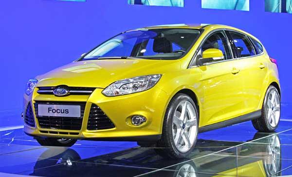 Новый Ford Focus ST. Официальные ФОТО