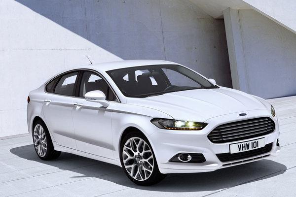 Посмотри на новый Ford Mondeo
