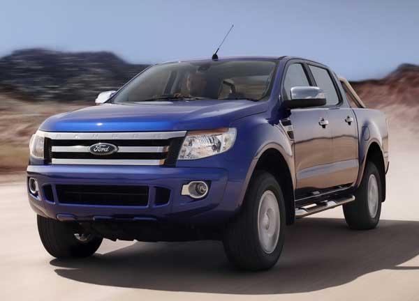 Ford представил новый Ranger