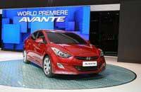Новый Hyundai Elantra объехал Пекин