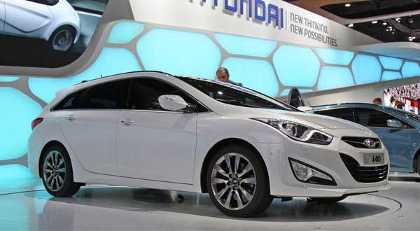 Hyundai i40. Специально для Европы