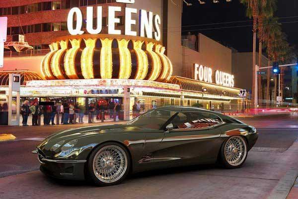 Jaguar представил наследника легендарного E-Type