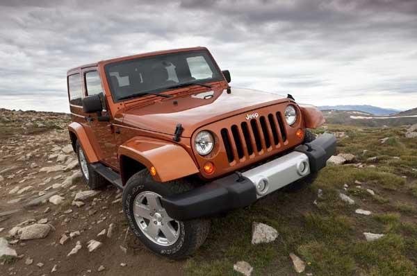 Jeep объявил о модернизации внедорожника Wrangler