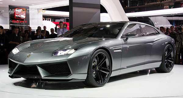 Lamborghini отказалась от внедорожника