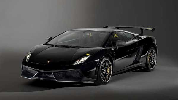 Lamborghini покажет в Париже эксклюзивный Gallardo