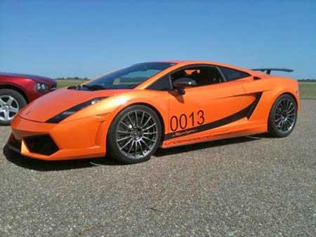 Американцы сделали самый быстрый Lamborghini Gallardo