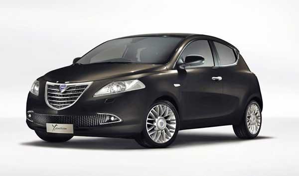 Lancia покажет новый Ypsilon
