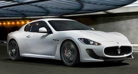 Maserati GranTurismo возьмет барьер в 300 км/ч
