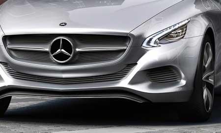 За четыре года 20 новинок от Mercedes