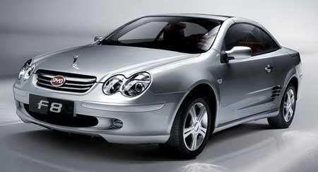 Mercedes и китайцы будут делать электромобили
