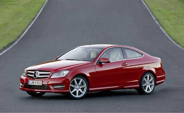 Mercedes представил новое купе