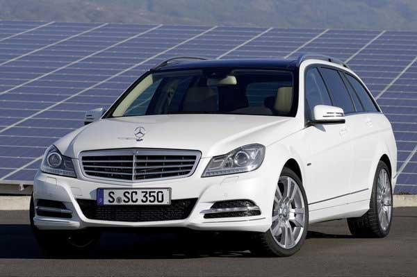 Mercedes C-класса. Обновление